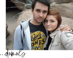 Marek & Ela damals