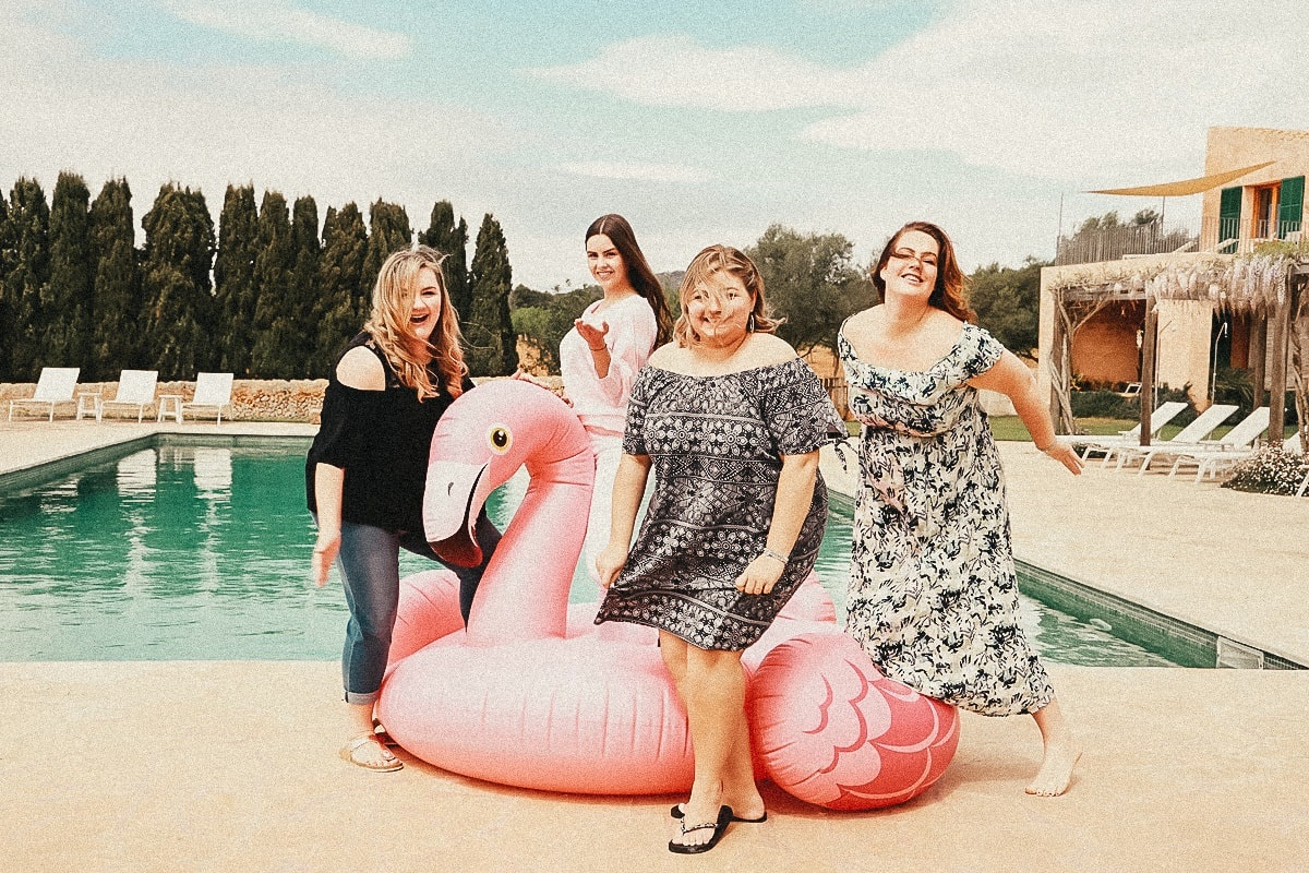 elabonbonella ernstings family blogger event mallorca 2019 15