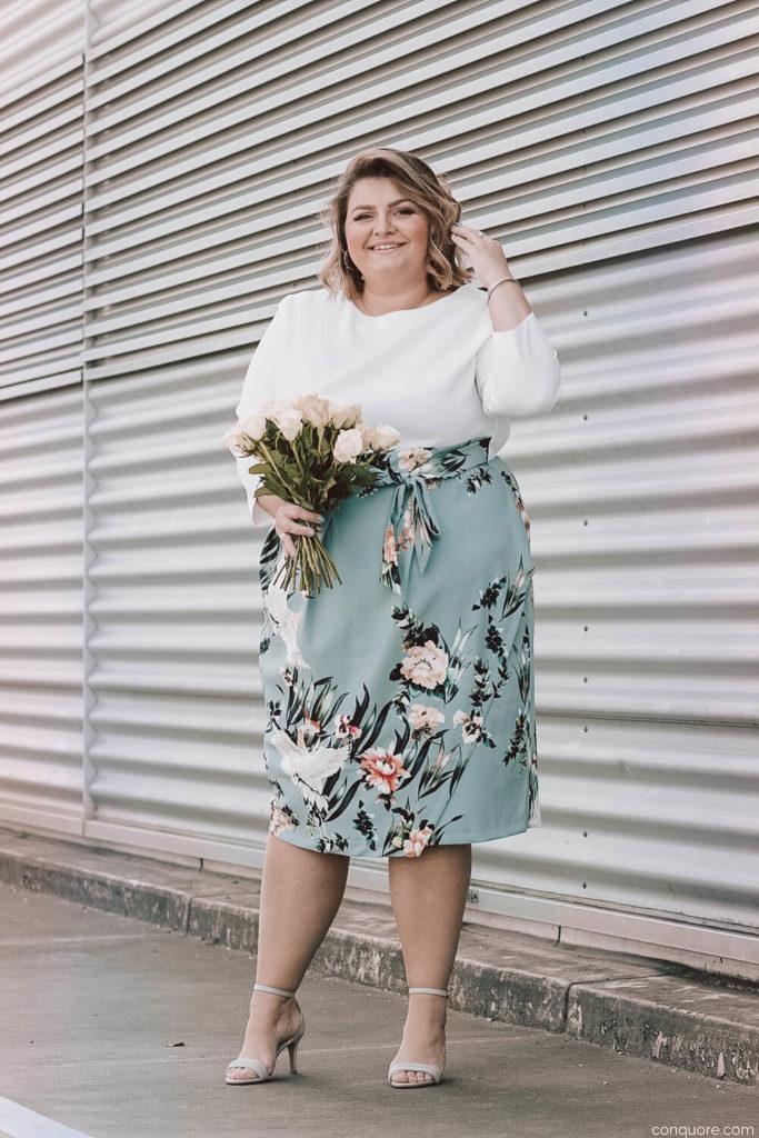 elabonbonella plus size wedding guest guide 13