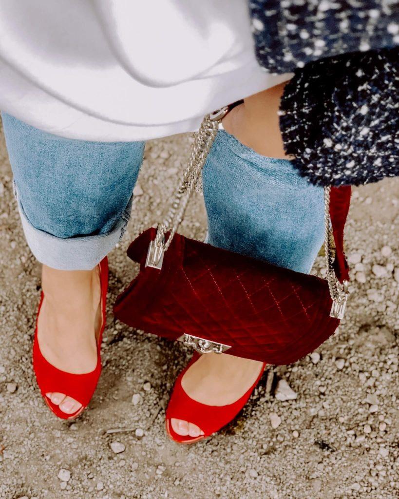 elabonbonella blog styling 1 jeans 2 ways 09