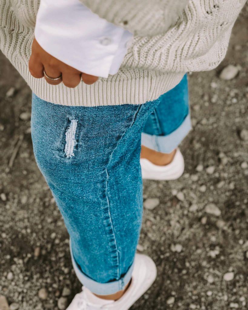 elabonbonella blog styling 1 jeans 2 ways 16