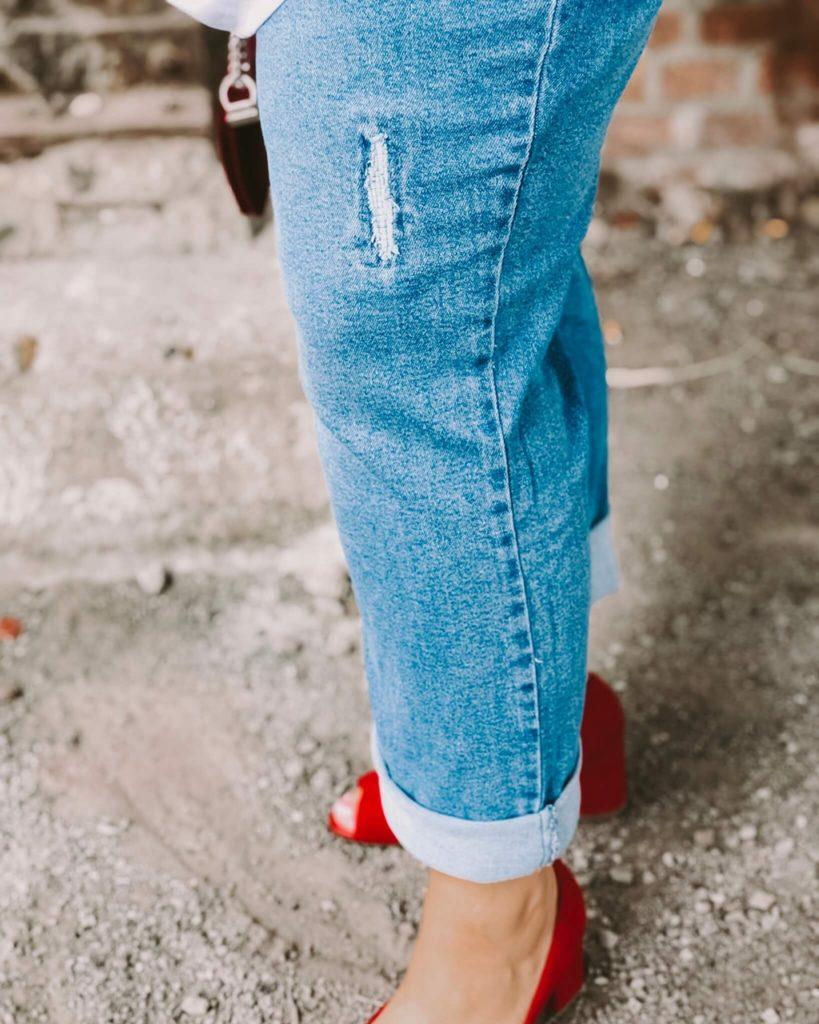 elabonbonella blog styling 1 jeans 2 ways 28